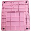Lámpara UV 36W, Secador de Uñas, modelo 818 rosa