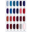 kit 20 Colores de Esmaltes personalizado y Top Coat Base Coat