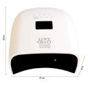 Secador de Uñas Lámpara UV LED
